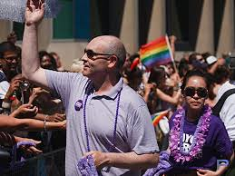 George Smitherman 07 Author Politician MPP Ontario Cabinet Minister Deputy Premiere gay
