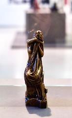 Pleureuse (1910) - Albert Bartholmé (1848-1928)