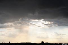 (Observer ☼☼) Tags: sky céu cielo clouds chuva rain lluvia southern brazil brasil paraná anoitecer pordosol severeweather tempo clima weather nuvemfunil funnelcloud
