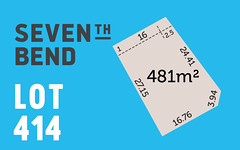 Lot 414, Waterbird Circuit, Melton South VIC