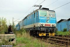 ČD Cargo Poland #163 026-8 (Adrian Kot) Tags: čd cargo poland 163 0268 1985 škoda 71e