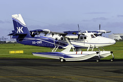 DQ-OMO TWIN OTTER DHC-6 YBBN (Sierra Delta Aviation) Tags: twin otter dhc6 dqomo brisbane airport ybbn de havilland canada