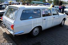 1989 GAZ 24-12 Volga (Adrian Kot) Tags: 1989 gaz 2412 volga