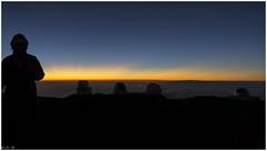 on fire (i.v.a.n.k.a) Tags: ivanadorn ivanahesova sonyalpha sunset sky sun maunakea hawaii bigisland metaphor