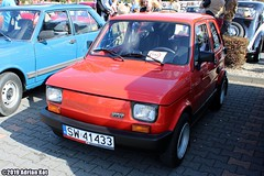 Polski Fiat 126p (Adrian Kot) Tags: polski fiat 126p
