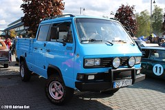 Volkswagen Transporter T3 Syncro (Adrian Kot) Tags: volkswagen transporter t3 syncro