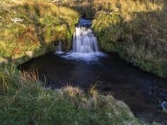 River Noe (l4ts) Tags: landscape derbyshire peakdistrict darkpeak edale kind rivernoe waterfall longexposure circularpolarisingfilter