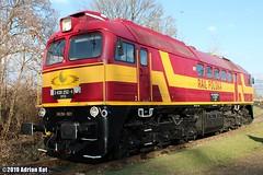 Rail Polska #M62M-001 (Adrian Kot) Tags: rail polska m62m001 1972 ltz m62