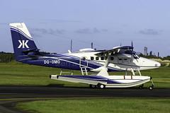 DQ-OMO TWIN OTTER DHC-6 YBB (Sierra Delta Aviation) Tags: twin otter dhc6 dqomo brisbane airport ybbn de havilland canada