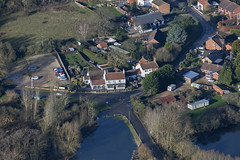 Ringland, the Swan pub & flooded Wensum valley - aerial image (John D Fielding) Tags: ringland norfolk wensum flood flooded valley above aerial nikon hires highresolution hirez highdefinition hidef britainfromtheair britainfromabove skyview aerialimage aerialphotography aerialimagesuk aerialview viewfromplane aerialengland britain johnfieldingaerialimages fullformat johnfieldingaerialimage johnfielding fromtheair fromthesky flyingover fullframe cidessus antenne hauterésolution hautedéfinition vueaérienne imageaérienne photographieaérienne drone vuedavion delair birdseyeview british english d850 river theswan pub publichouse swanpub eastanglia anglia