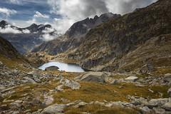 Lac Nere (Pyrénée) (Thomas Vanderheyden) Tags: pyrenee france lac lake landscape paysage nature sky ciel nuage cloud mountain montagne fujifilm xt3 xf1024 thomasvanderheyden colors couleur