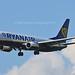 Ryanair EI-EMN Boeing 737-8AS Winglets cn/38515-3286 @ EDDF / FRA 25-05-2019
