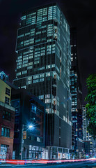500 folsom completed exterior (pbo31) Tags: sanfrancisco california night dark black urban city january 2020 color nikon d810 boury pbo31 winter bayarea panoramic large stitched panorama lightstream traffic roadway motion 500 folsom street rinconhill construction infinity contemporary architecture skyline