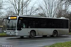 2011 Mercedes-Benz O530K Citaro (Adrian Kot) Tags: 2011 mercedesbenz o530k citaro 530 o530