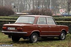 Polski Fiat 125p (Adrian Kot) Tags: polski fiat 125p