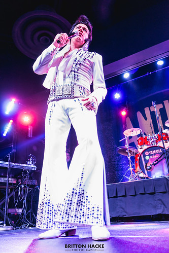 All Shook Up: Tribute to The King Contest - 1.25.20 - Hard Rock Hotel & Casino Sioux City