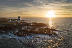 First light, Hook Lighthouse, Wexford (Sean Hartwell Photography) Tags: hook lighthouse ireland wexford irishlights coast coastal sea rocks sun sunrise atlantic ocean