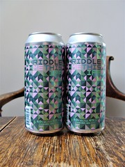 Riddle Me This IPA (knightbefore_99) Tags: dos two pair beer cerveza pivo craft local awesome art can hops malt tasty riddlemethis ipa india pale ale parallel49 skagit valley eastvan cool