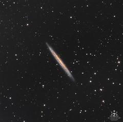 Ngc 5907 (Pool187) Tags: astrophotography astronometrynet astronomy astrofotografia galaxy galassia ngc5907 astrometrydotnet:id=nova3913959 astrometrydotnet:status=solved