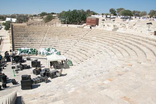 Amphitheater, Ancient Kourion
