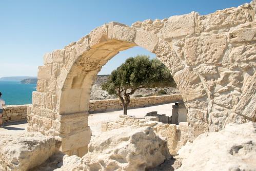 Arch, Ancient Kourion