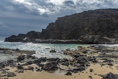 Kahauloa Cove (Al Case) Tags: oahu hawaii lanai lookout kahauloa cove al case landscape pacific ocean nikon d750 nikkor 24120mm f4g beach