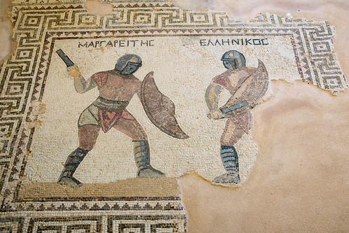 Mosaics, Ancient Kourion