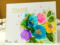 Thanks for always being there (yvenn.lee) Tags: sssflickrchallenge alcoholink handmadecard cardmaking