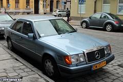 Mercedes-Benz 300 D Turbo W124 (Adrian Kot) Tags: mercedesbenz 300 d turbo w124