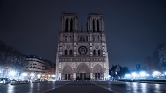 Notre Dame (Jim_Nix) Tags: jimnix paris france europe twilight morning notredame cathedral landmark