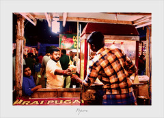 Street photography. / popcorn /candid (Rajavelu1) Tags: india art availablelight creative streetphotography handheld colourstreetphotography nightstreetphotography nighthandheldphotography candidstreetphotography artdigital handheldnightphotography