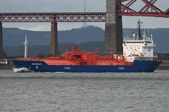 Saargas - South Queensferry  - 28-01-20 (MarkP51) Tags: sea water scotland boat nikon ship vessel d500 d7200 sunshine sunny d750 nikon24120f4vr nikon200500f56vr nikonafp70300fx saargas firthofforth southqueensferry