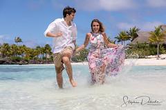 Angela & Josh - The Conrad Bora Bora Nui