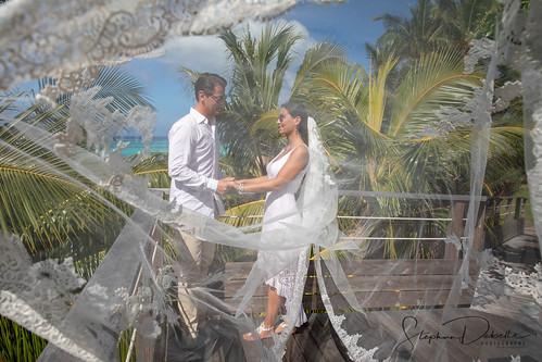 Alexandra & Thomas - The Conrad Bora Bora Nui