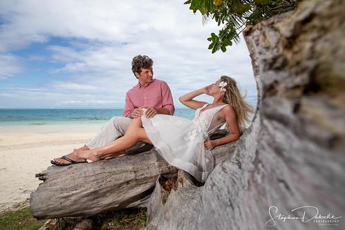 Sara & Alberto - Bora Bora