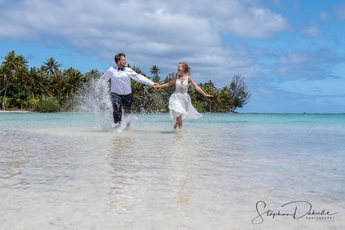 Nina & Patrick - Bora Bora
