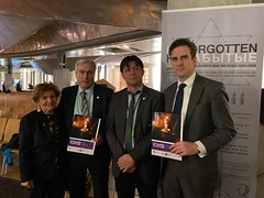 Sponsoring Scotland's National Holocaust Memorial Day commemoration in theScottish Parliament