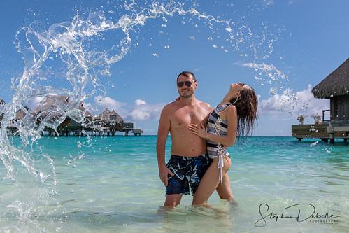Anastasia & Andrey - The Conrad Bora Bora