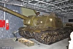 ISU-152 heavy assault gun (Adrian Kot) Tags: isu152 heavy assault gun