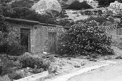 f80_119_27 (Ghostwriter D.) Tags: kreta crete 2018 nikonf80 blackandwhite blackwhite analog film greece agiosioannis