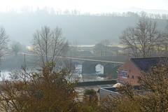 Pont Morens @ Isère river @ Rue de la Chaine @ Montmélian