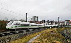 P2000291 (Lumixfan68) Tags: eisenbahn züge intercityexpress deutsche bahn db fernverkehr schnellzüge highspeed trains ice klimaschützer baureihe 412 bombardier siemens