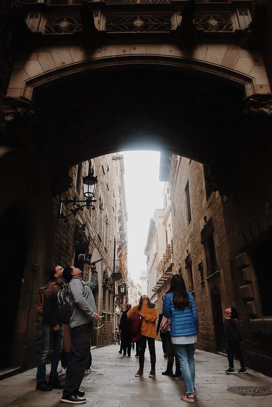 Barcelona Spain city blog