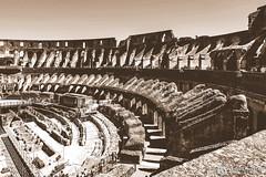 190706-065 Le Colisée (2019 Trip) (clamato39) Tags: samsung colisée rome italie italy europe voyage trip landmark patrimoine old ruines ruins