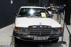 Mercedes-Benz 450 SE W116 (Adrian Kot) Tags: mercedesbenz 450 se w116