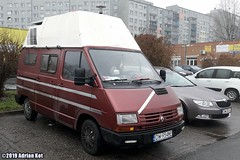 Renault Trafic camper (Adrian Kot) Tags: renault trafic camper