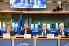 Spotkanie Grupy EPL w PE z Donaldem Tuskiem