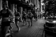 Early Morning Runners 2 (grexsys) Tags: runners atx fitcity austintexas congressworkout congress morningrun running people peoplewatching exercise nikon nikonphotogrpahy monochrome blackandwhite blackandwhitephotography blackwhite