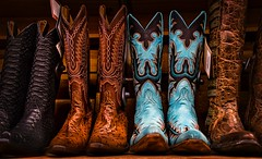 Yee haw (Jim_Nix) Tags: jimnix austin cowboy boots
