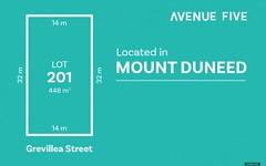 Lot 201, 1 Grevillea Drive, Mount Duneed Vic